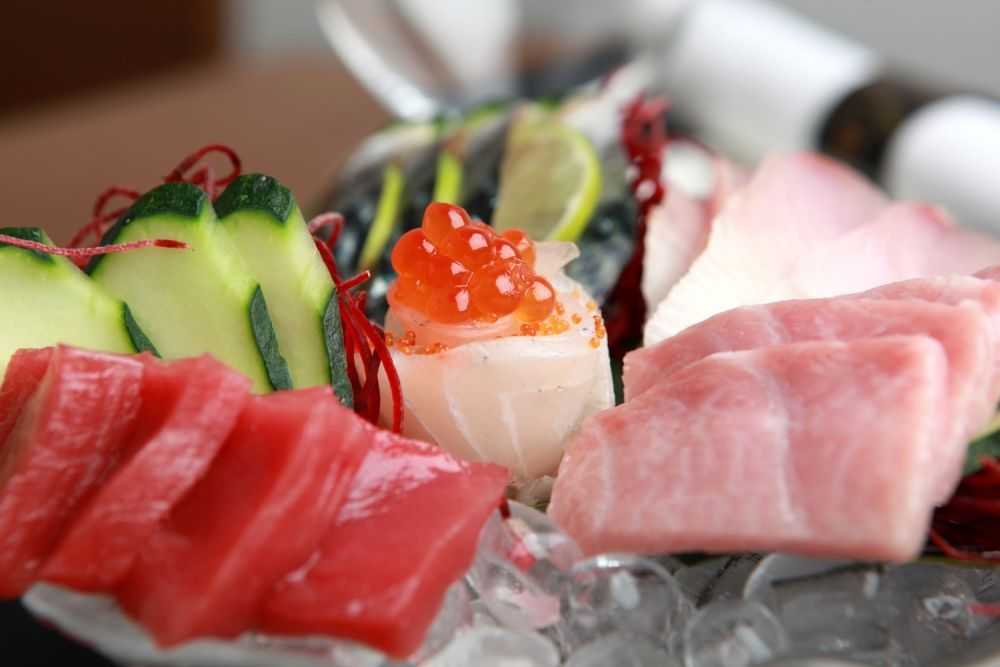 The Sashimi world